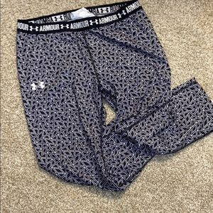 Under Armour Running Tights - Cropped
